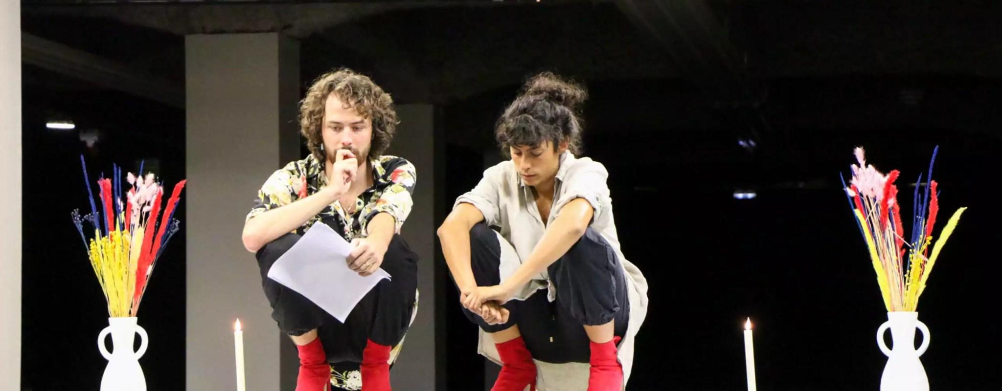 Les Rats quittent le navire, un théâtre amoureux et inclusif au Hall des Chars