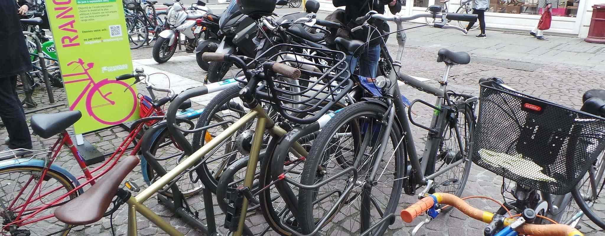 Vigivélo, lancement du dispositif pour retrouver les vélos volés à Strasbourg