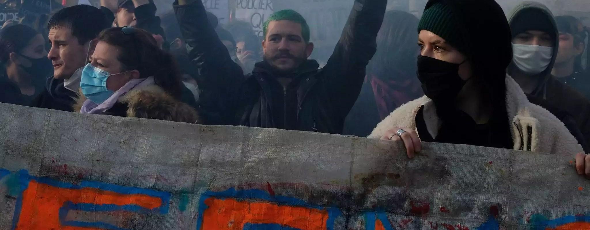 Cinquième manifestation à Strasbourg samedi contre la loi de sécurité globale