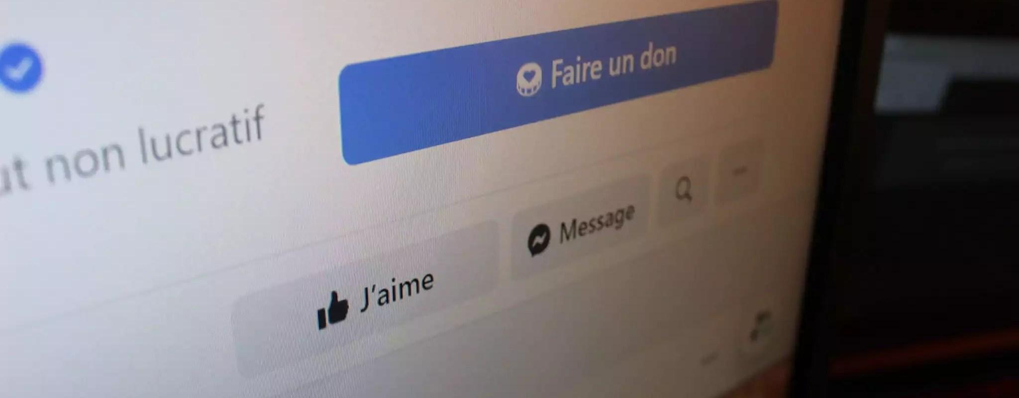 Bouton de dons: des députés d'Alsace-Moselle interpellent le gouvernement et Facebook