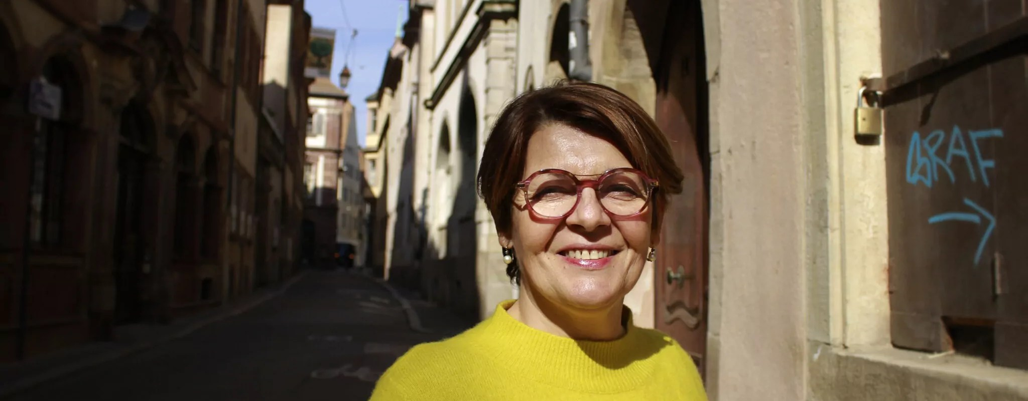 Éliane Romani: «Les écologistes peuvent gagner aux régionales»