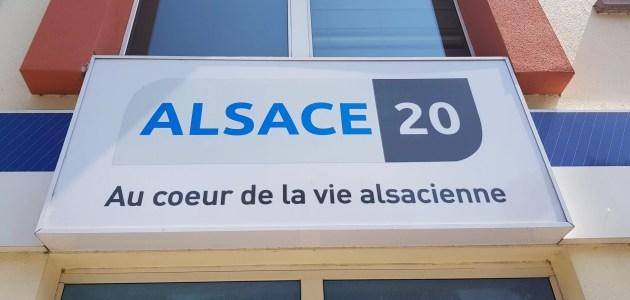 La chaîne de TV Alsace20 à vendre : BFM est dans la course