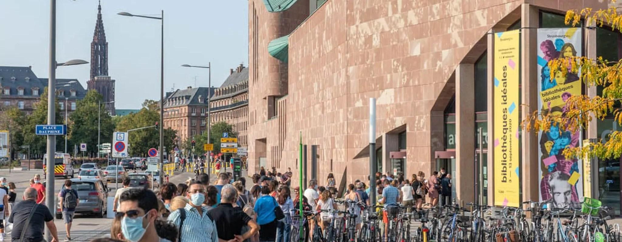 Les Bibliothèques idéales prennent le pouvoir dans 12 lieux en ville