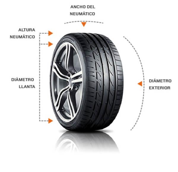 Venta de neumáticos Bridgestone en Coslada y Madrid, Neumáticos nuevos y seminuevos garantizados.