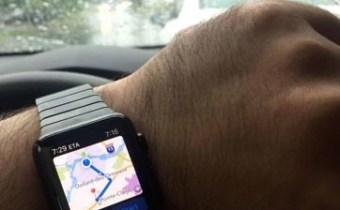 relojes inteligentes al volante