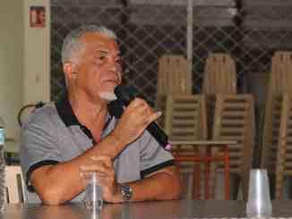 Alain Plaisir, président du Cippa
