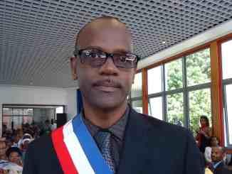 Josy Jouyet maire adjoint de Capesterre Belle-Eau
