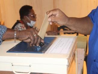Second tour des élections