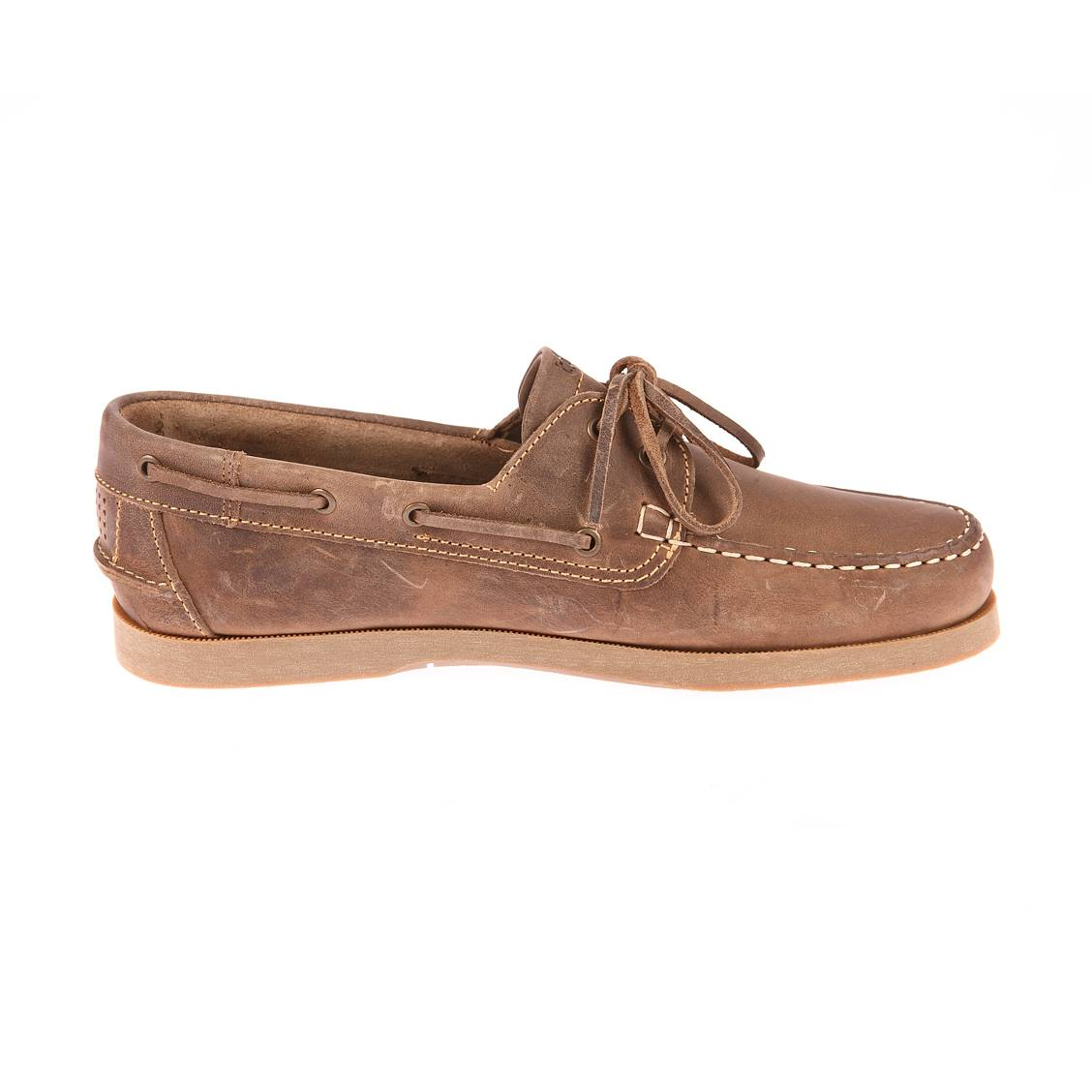 Chaussures Bateau Homme Beige
