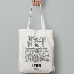 Cathédrale Tote-Bag
