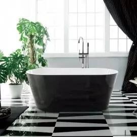 baignoire ilot design baignoires
