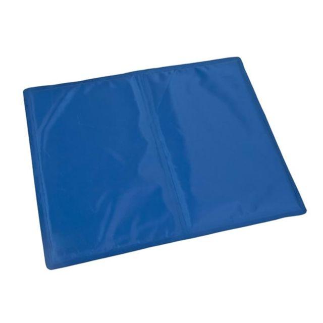 pet tapis rafraichissant pour chiens bleu s 40x50 cm