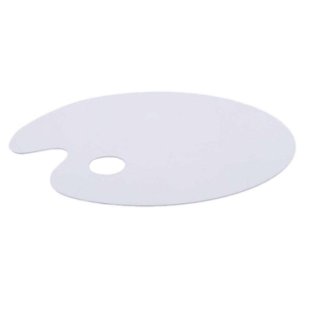 Marque Generique Palette De Bacs De Peinture Acrylique Transparente Pour Peinture Acrylique A L Huile Aquarelle 20x30cm Outils Et Accessoires Du Peintre Rue Du Commerce