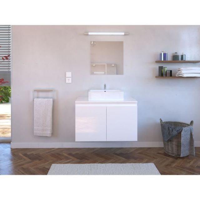 meuble sous vasque meuble vasque integree meuble vasque de salle de bain 2