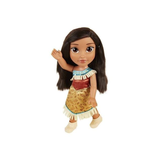 Disney Princesses - DISNEY PRINCESSES- Poupée Pocahontas 22 cm
