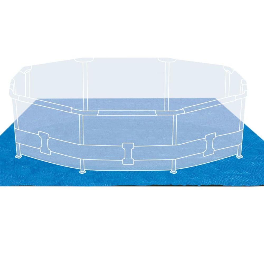 de sol pour piscine 472 x 472 cm 28048