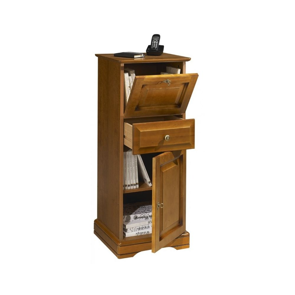beaux meubles pas chers meuble d entree meuble telephone merisier