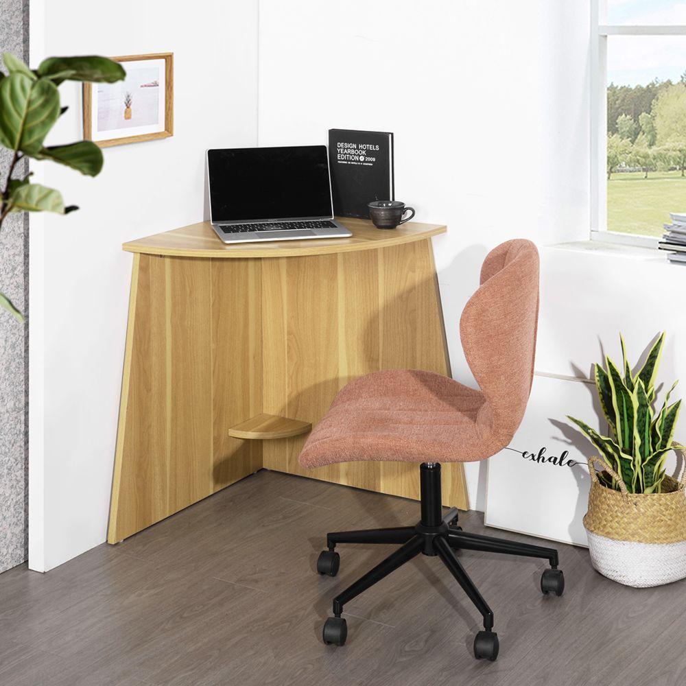 bureau d ordinateur d angle table d