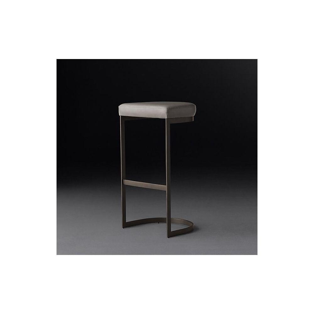 chaise haute fer