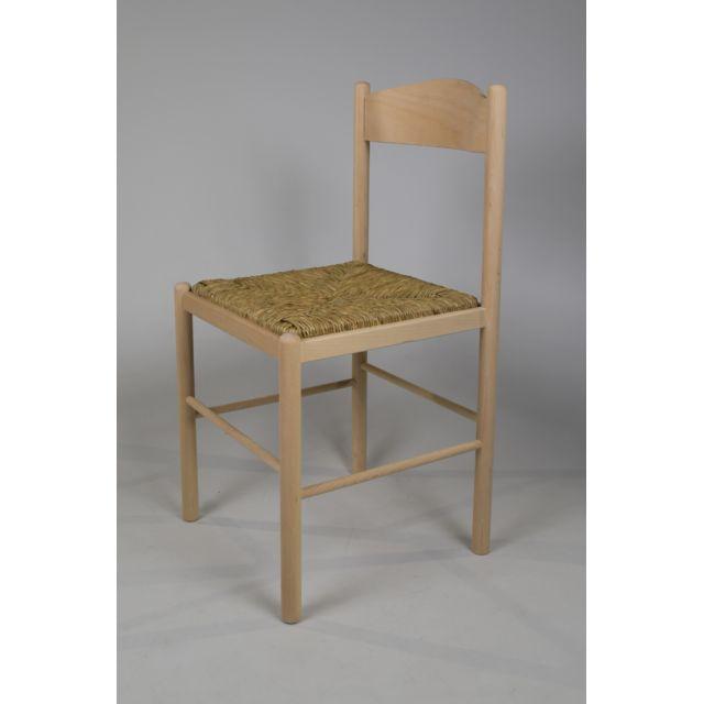 tommychairs set 6 chaises pisa 38 pour cuisine et bar structure en bois de