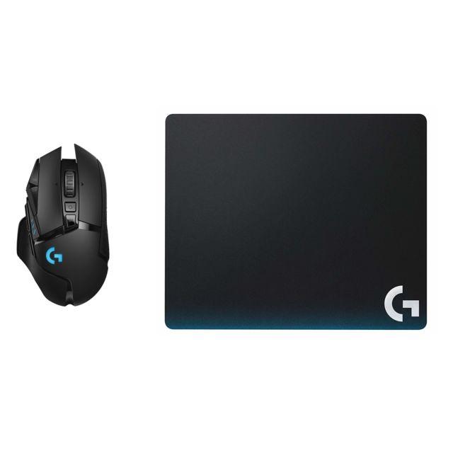 souris gamer g502 lightspeed rgb logitech g440