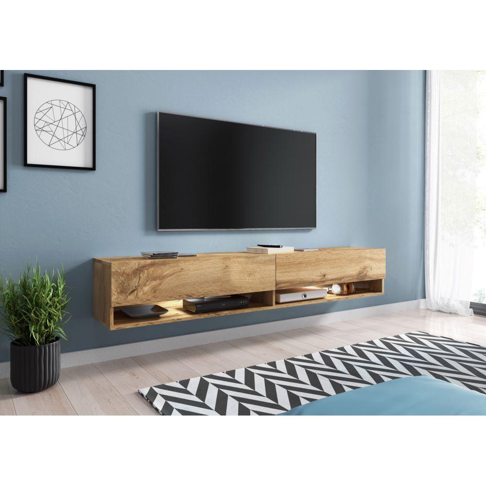 furnix meuble tv moderne banc tv