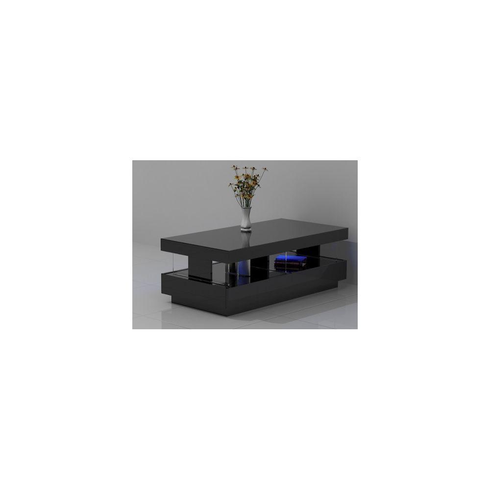 vente unique table basse fabio mdf