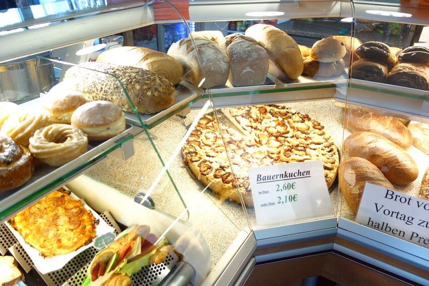 Theke Bäckerei Horn Prora