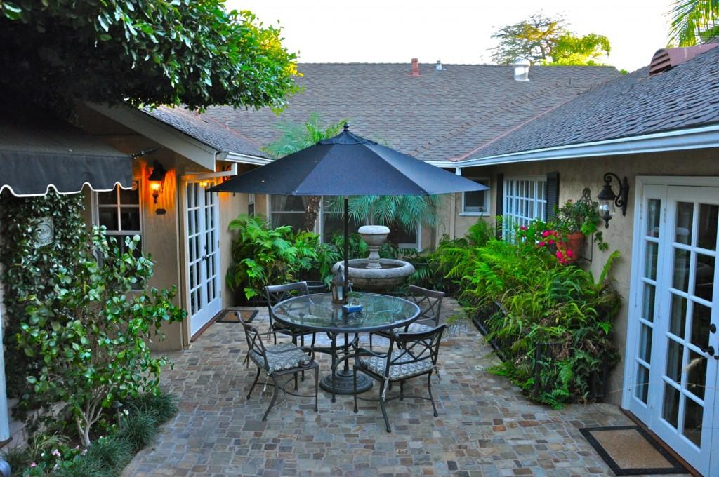 Lush Garden Retreat