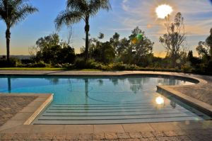 Southern California Pool Landscape