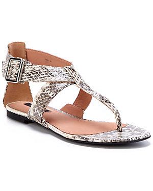 Rachel Zoe 'Gela' Leather Sandal