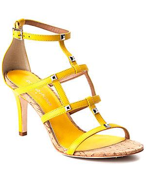 Donald J Pliner 'Thee' Leather Gladiator Sandal