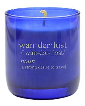 'Wanderlust' 7oz Citrus Candle