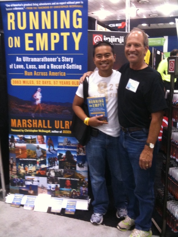 Meeting Marshall Ulrich