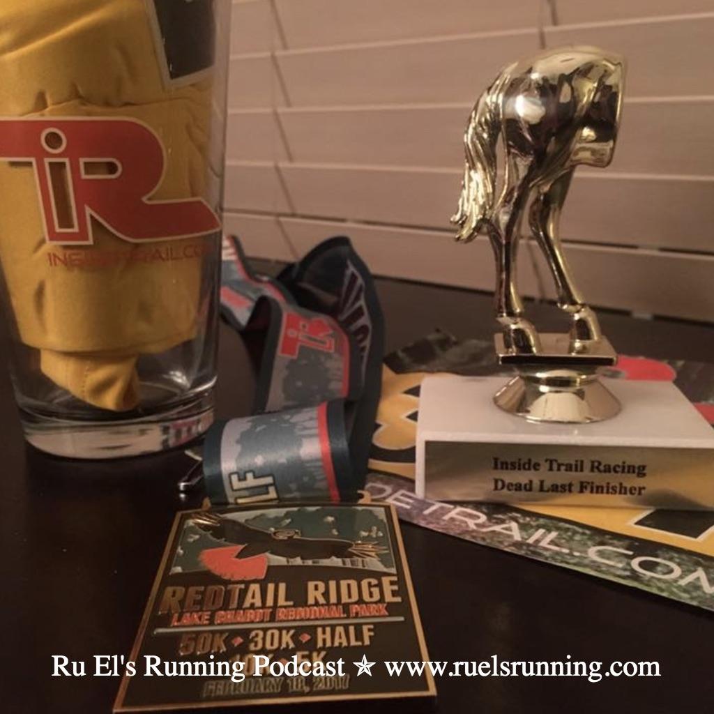 50K DLF-Ru El's Running Podcast