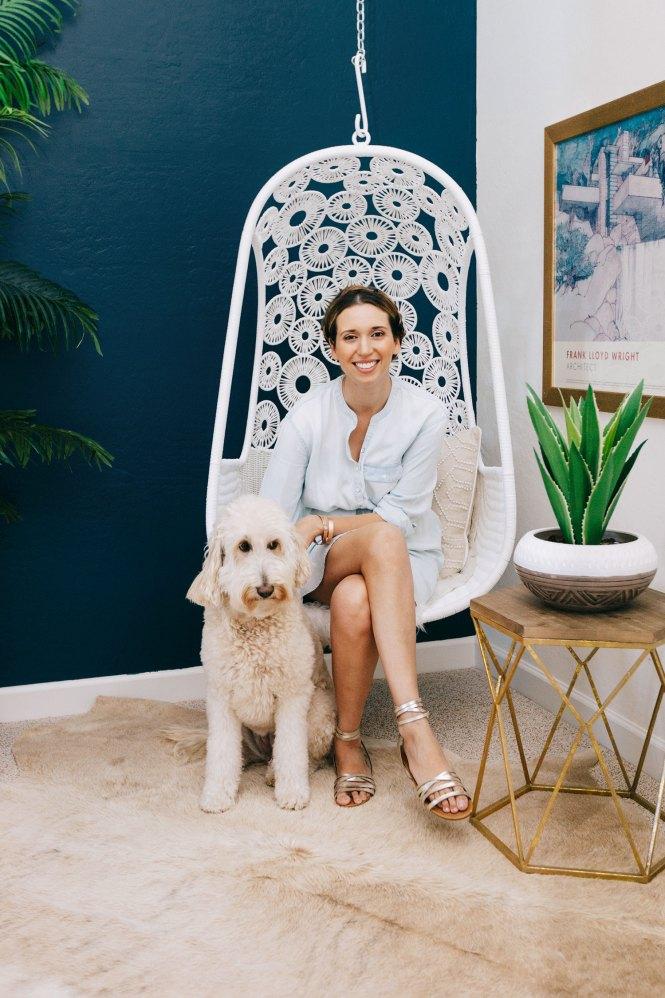 Amber Lewis Living Room Design