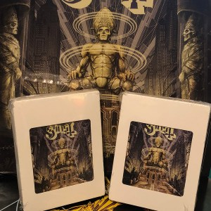 Ghost: Ceremony And Devotion 8 Track