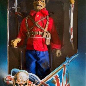 Iron Maiden's Eddie Trooper Figure