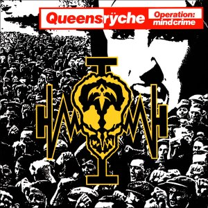 Queensryche: Operation Mindcrime (US First Pressing)