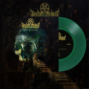 Thy Art Is Murder: Death Perception (Green Smoke)