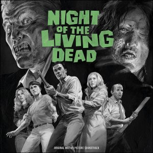 Night Of The Living Dead: (Ghoul Green Vinyl)