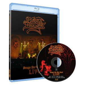 King Diamond: Songs From The Dead Live (Blu Ray)