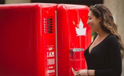 كندا تسعد مواطنيها حتى وهم خارج حدودها