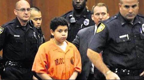 آخر أمنية لطفل محكوم عليه بالإعدام