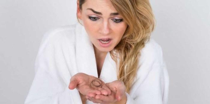 وصفات طبيعية مدهشة لعلاج تساقط الشعر
