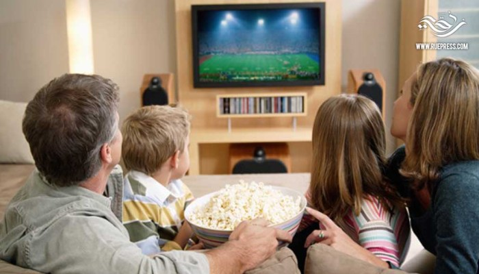 أهم فوائد التلفاز و أضراره على الفرد