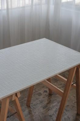 天板 タイル SIZE:92cm×60cm