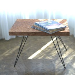 coffe-table 2 SIZE:75㎝×53㎝ 高52㎝