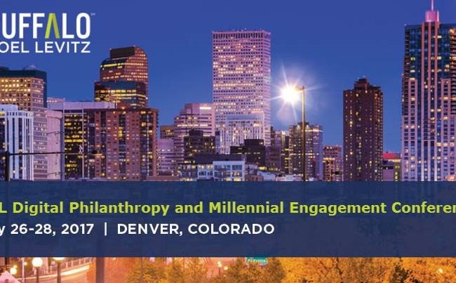 The Digital Philanthropy and Millennial Engagement Conference will feature sessions on the latest digital fundraising tactics