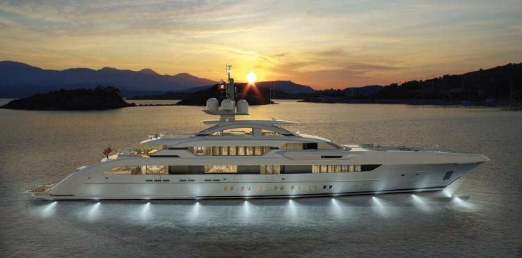 2016 Super Yacht Virtual Tour RUFLYF